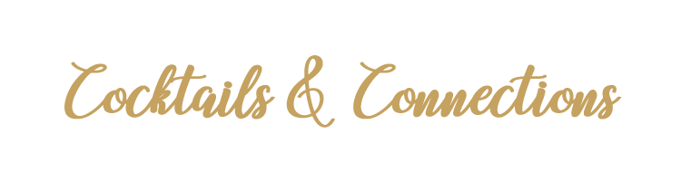 Cocktails and Connections 2019 - Text Logo