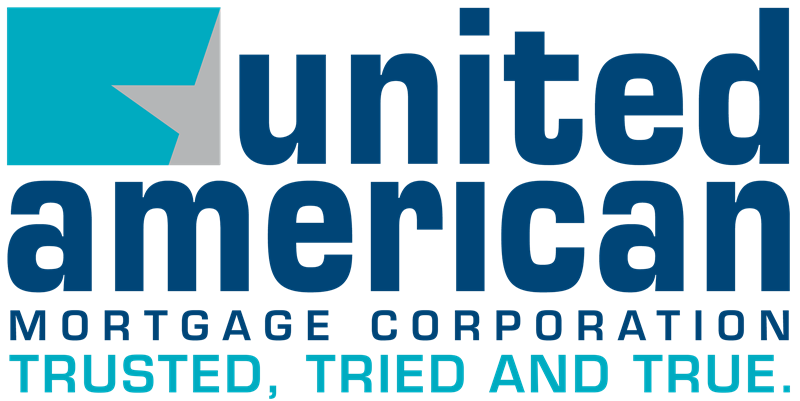 United American Mortgage Corporation logo.